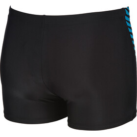 arena Urban Shorts Men black-leaf-turquoise